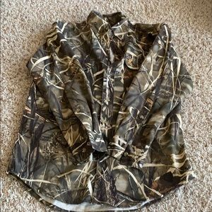 Browning hunting camo shirt